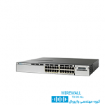سوییچcisco WS-c3750v2-24PS-S سیسکو