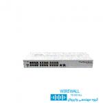 سوییچ CRS326-24G-2S+RM میکروتیک