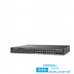 سوییچ cisco WS-2960X-24PD-Lسیسکو