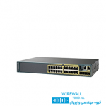 سوییچ cisco WS-2960XR-24PD-Iسیسکو