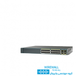 سوییچcisco WS-2960-Plus 24PC-L سیسکو