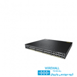 سوییچcisco WS-2960X-48FPD-L سیسکو
