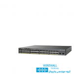 سوییچcisco WS-2960X-48LPD-L سیسکو