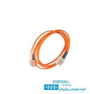 پچ کورد فیبر نوری نگزنس SC-LC N123.2CLO5 5m : پچ کورد فیبر نوری یک نوع کابلی است که بر روی دو سر این پچ کورد کانکتور فیبر نوری قرار دارد.پچ کورد فیبر نوری از تجهیزات