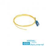 پیگتیل فیبر نوری نگزنس SC SM 1m N123.5MCA