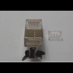 سر سوکت شبکه RG45 cat6 A