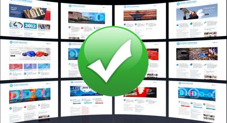 روش هایی برای داشتن وب سایت امن…