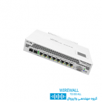روتر CCR1009-7G-1C-1S+PC میکروتیک