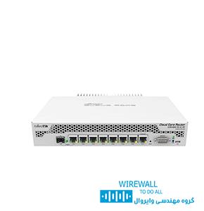 روتر CCR1009-7G-1C-PC میکروتیک