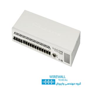 روتر CCR1036-12G-4S میکروتیک