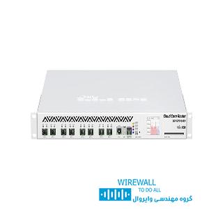روتر CCR1036-8G-2S+EM میکروتیک