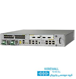 روتر سیسکو سری Edge- ASR 9001 Series - ASR 9001