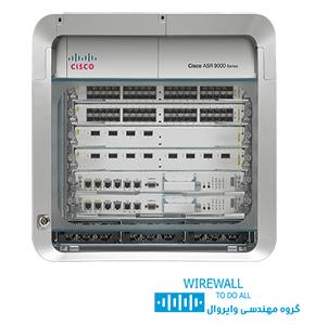 روتر سیسکو سری Edge- ASR 9006 Series - ASR 9006