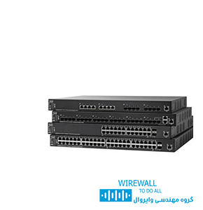 سوییچ سیسکو سری 550X Series Stackable Managed.jpg