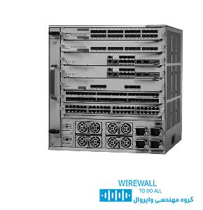 سوییچ سیسکو سری Cisco Catalyst 6807-XL Switch