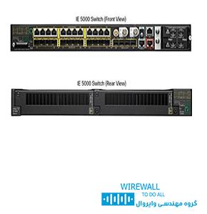 سوییچ سیسکو سری Industrial Ethernet 5000