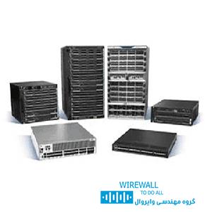 سوییچ سیسکو سری Storage Networking- MDS 9700