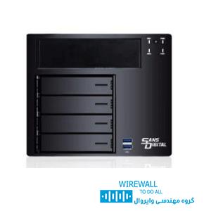 ذخیره ساز شبکه AcuuNAS-AN4L+BBKU