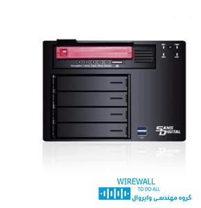 ذخیره ساز شبکه AcuuNAS-AN4L+BLT6