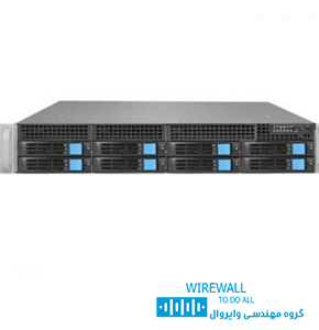 ذخیره ساز شبکه EliteNAS-Storage -EN208L12