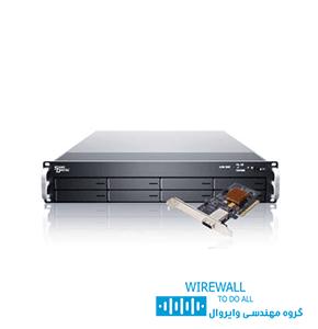 ذخیره ساز شبکه EliteRAID-ER208PS+BHP