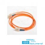 پچ کورد فیبر نوری 2 متری نگزنس SC-SC N123.2CCO2