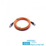 پچ کورد نگزنس N11A-U1F020OK 2M Cat6a FTP