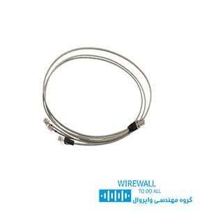 کابل آماده 1 متری نگزنس Cat7 Screened : در شبکه های محلی از کابل به عنوان محیط انتقال و به منظور ارسال اطلاعات استفاده می گردد. متداولترین نوع کابلهای چهار زوجی که در انتقال