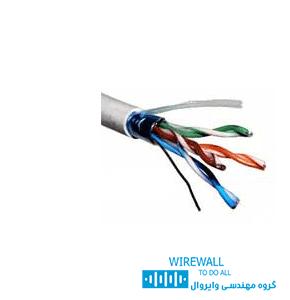 کابل شبکه نگزنس Cat6 SFTP N100.632 500m