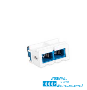 کوپلر دوتایی نگزنس N205.624 Duplex SC